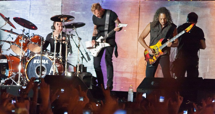 Music Industry Latest - Metallica, TIDAL, Spotify, Jimmy Wopo, Sigrid, Viagogo, Lauryn Hill, peermusic, More...