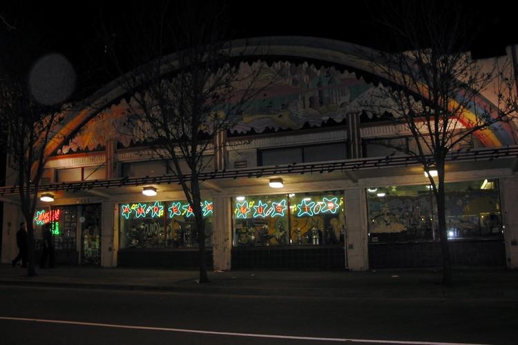 Amoeba Records on Telegraph Ave in Berkeley, CA (photo: Lawrence Gerald CC 2.0)