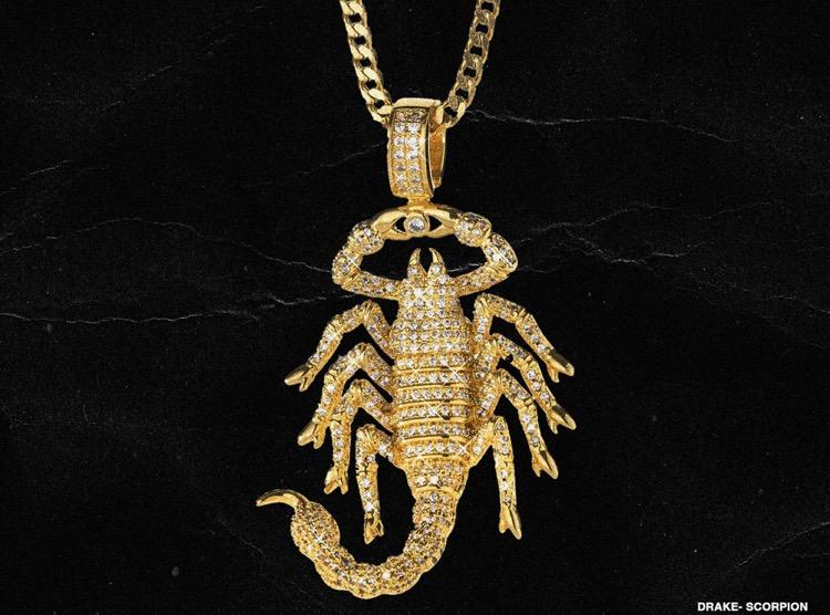 A fan-created album concept for Drake's just released album, Scorpion.