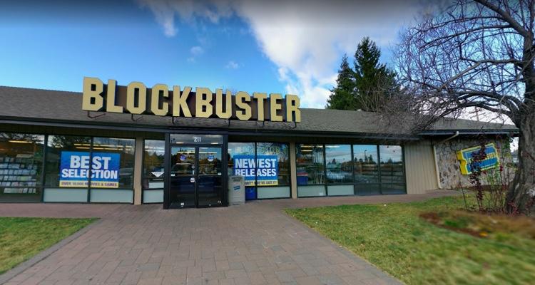 The last Blockbuster standing: 211 NE Revere Ave, Bend, OR