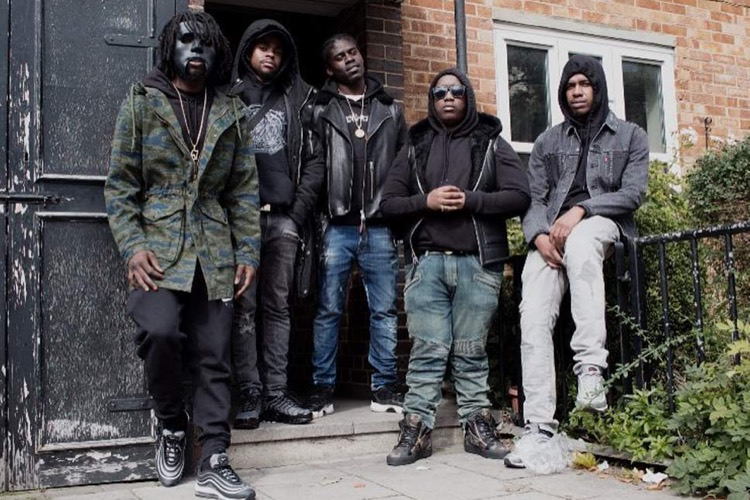 67, one of the biggest UK-based drill music groups.