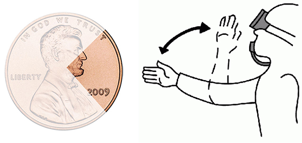 pennypointing