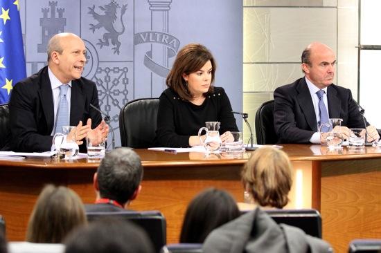 Spanish Copyright Press Conference