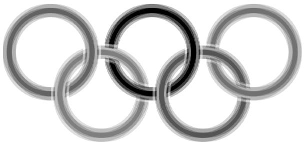 olympicslogobw