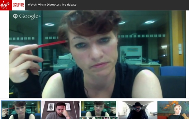 Amanda Palmer discusses streaming music equity.