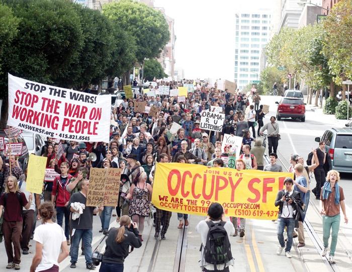 SF Occupy