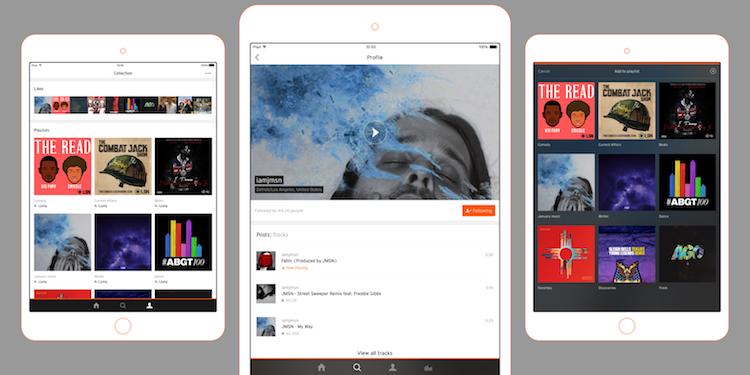 press_iPad _collection-profile-playlist