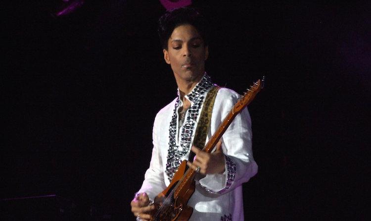 Prince Plays Coachella, 2008