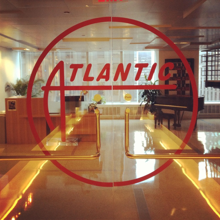 Atlantic Records, My Major Label Meeting