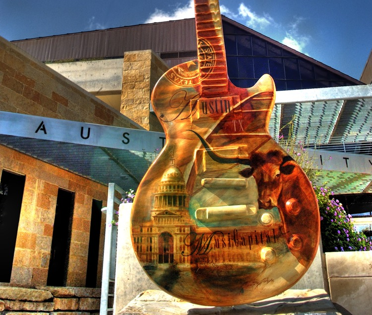 Austin, the first of many Music Cities?