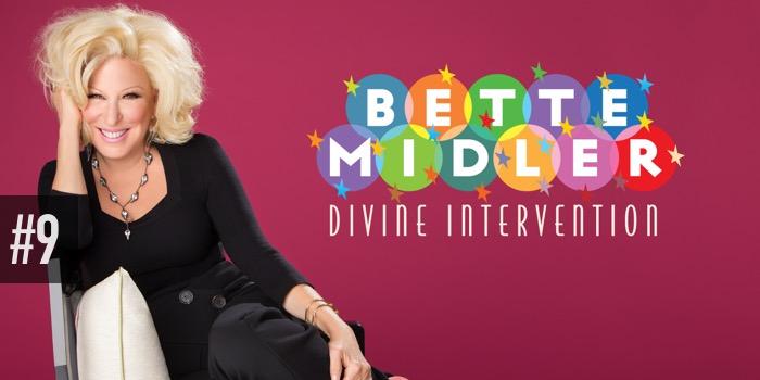 Bette Midler Concert