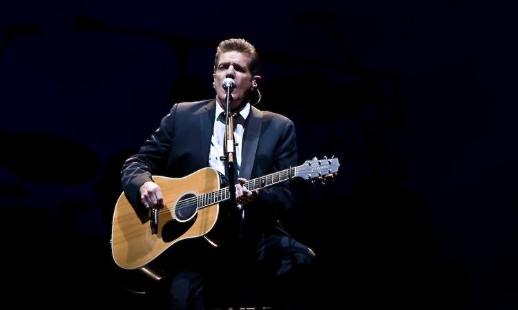 Glenn Frey of the Eagles