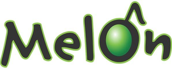 Melon Logo, South Korea