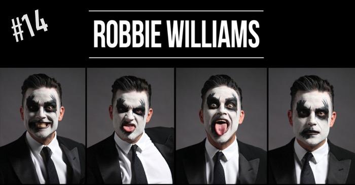 Robbie Williams Concert
