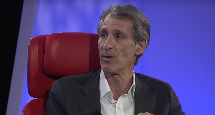 Sony Entertainment CEO Michael Lynton, who oversees Sony Music