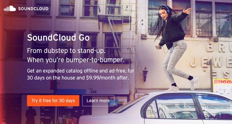 SoundCloud Go: It Definitely Doesn't Suck!