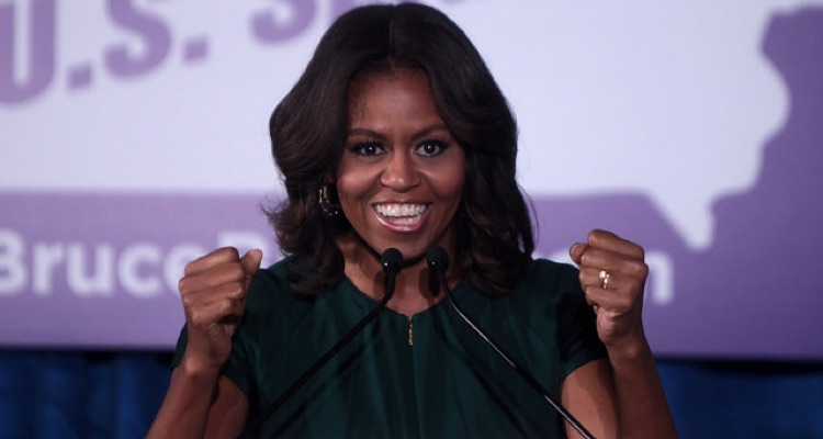 Michelle Obama Drops a New Female-Empowering Music Single...