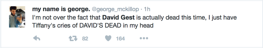 David Gest Dies Aged 62