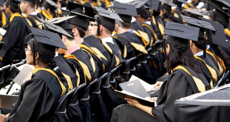 Students prepare for graduation. We take a look at the best music schools.