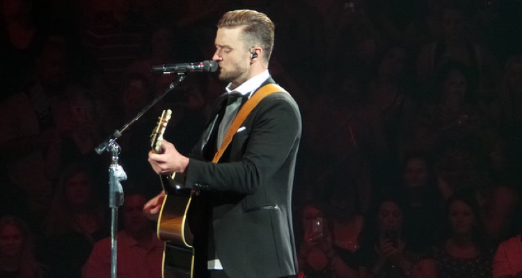 Cirque Du Soleil Sues Justin Timberlake Over Song Sample