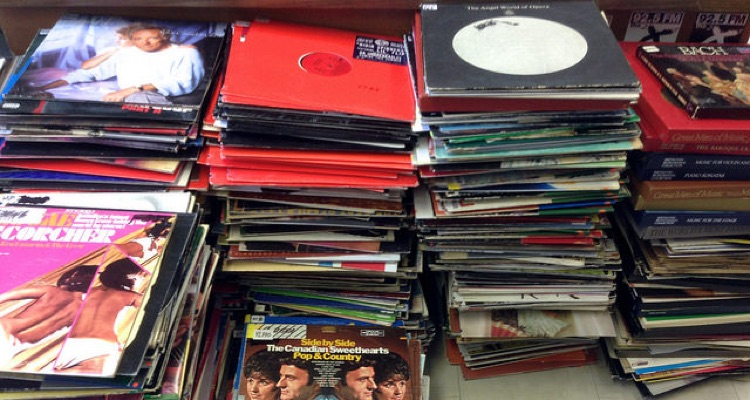 Vinyl Sales, Records Store Day 2016