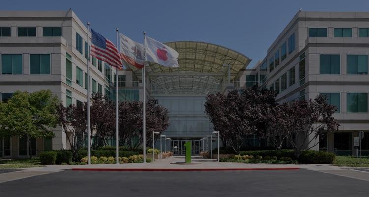 Apple Headquarters, Cupertino, CA.