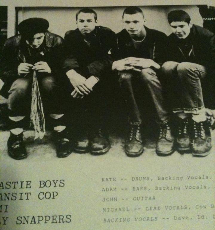 Early Beastie Boys Release