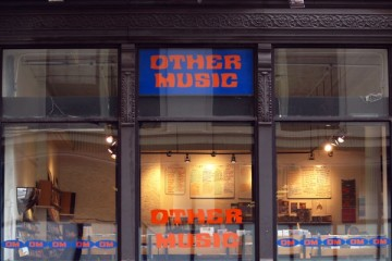 Other Music Storefront