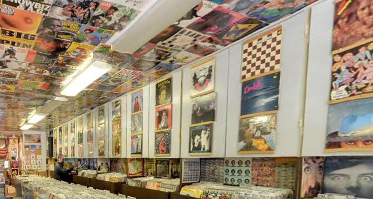 Can You Name These Record Stores...?