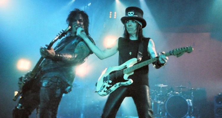 Nikki Sixx Appeals Directly To Google Owner For Better YouTube Royalties