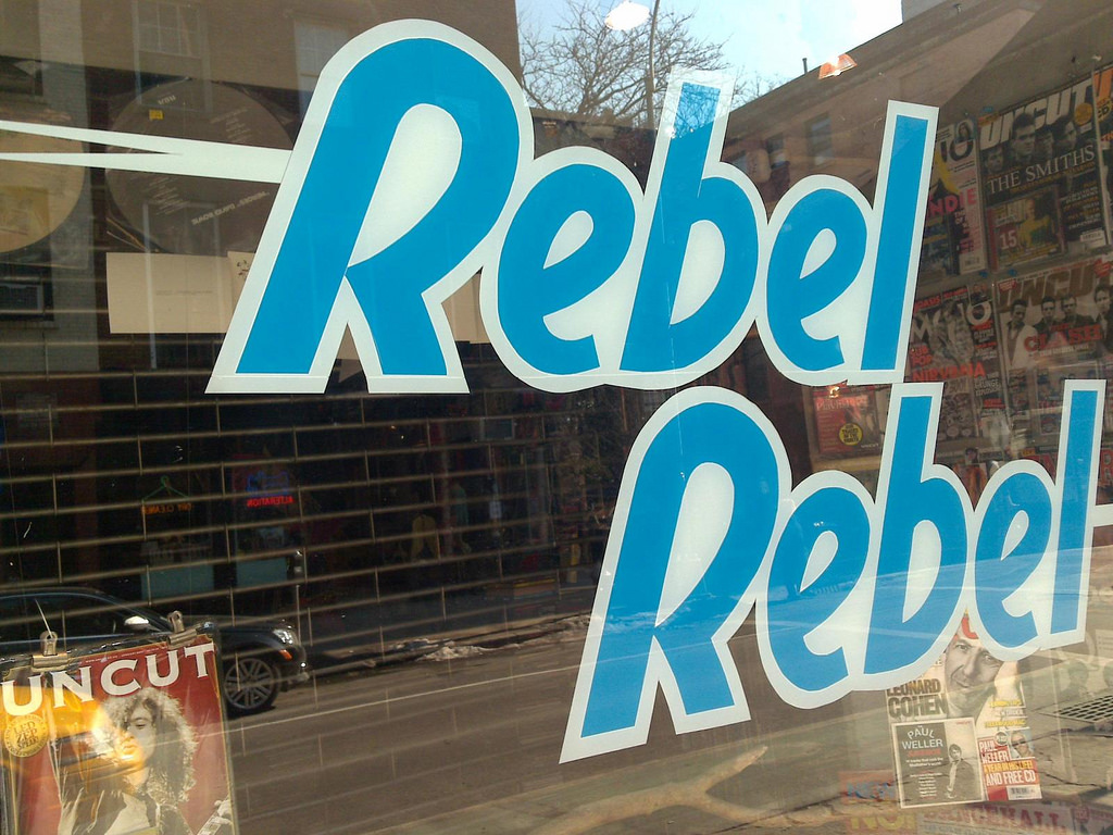 Rebel Rebel Records