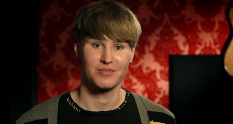 Justin Bieber lookalike Tobias Strebel