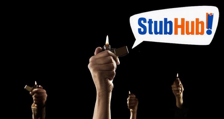 eBay Dumps StubHub in $4.05 Billion All-Cash Deal
