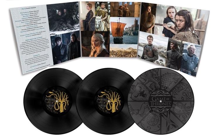 Game of Thrones: The Triple Vinyl Gatefold
