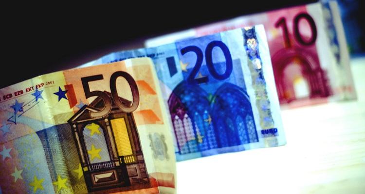 Monopoly Euro money