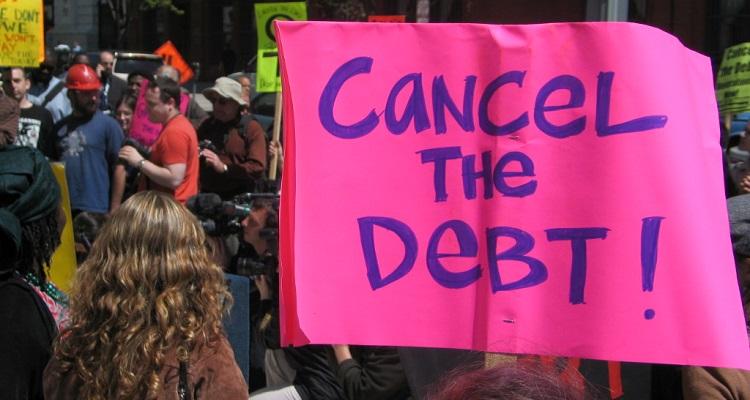 Cancel the Debt!