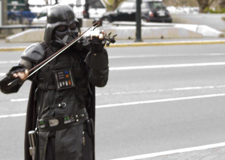 Vader Violin