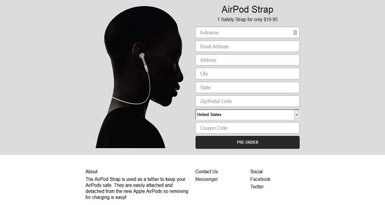 AirPod Straps