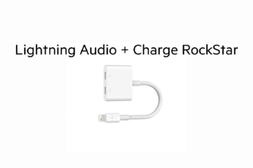 Belkin launches their iPhone 7 compatible Lightning Earbud and Charging Connector