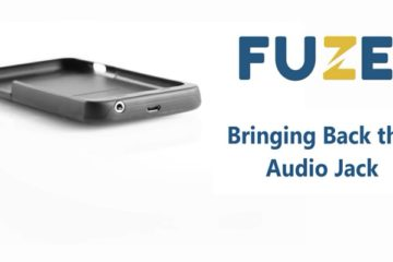 The Fuze Case from Actual Innovation on IndieGoGo.