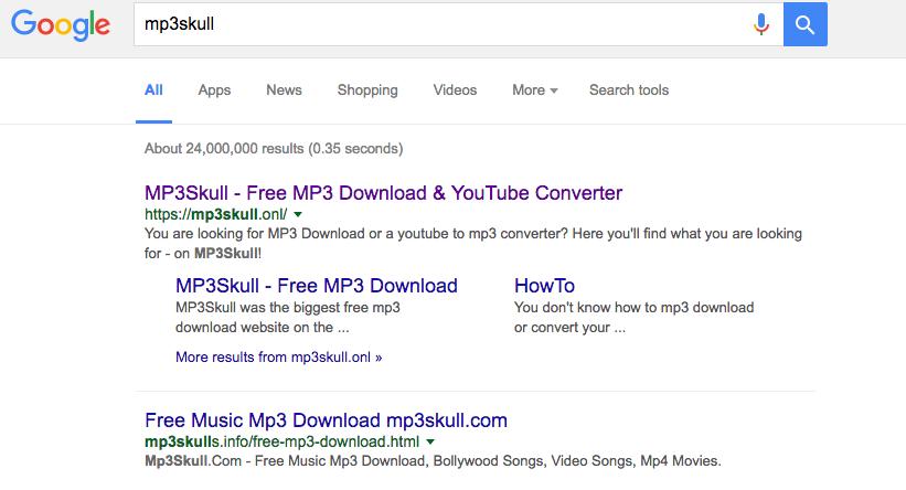 MP3 Skull 'Shut Down' by the Industry, Still Gets Millions