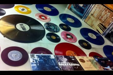 Are vinyl sales actually going down?