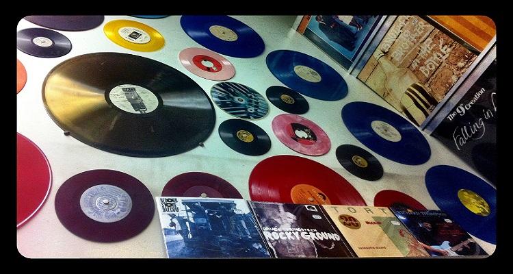 Bunch o' Vinyl Records