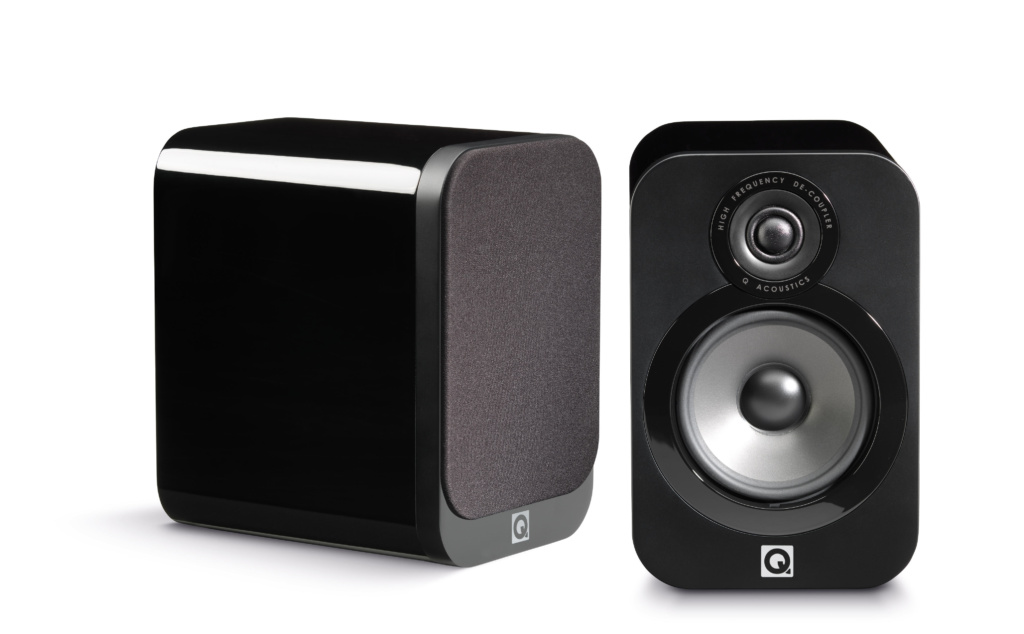 Review: Q Acoustics Speakers and Premium Cables by