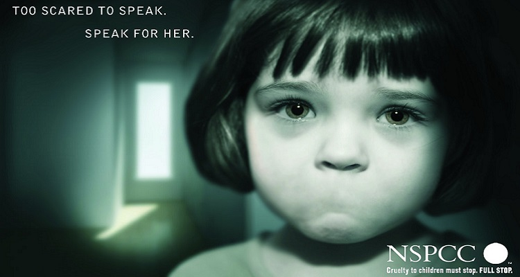 Child Abuse Advertisement image by Andrew Lambert, licensed under Creative Commons Attribution 2.0 Generic (CC by 2.0)