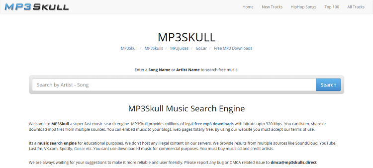 MP3 Skull: Latest Active Versions | Updated