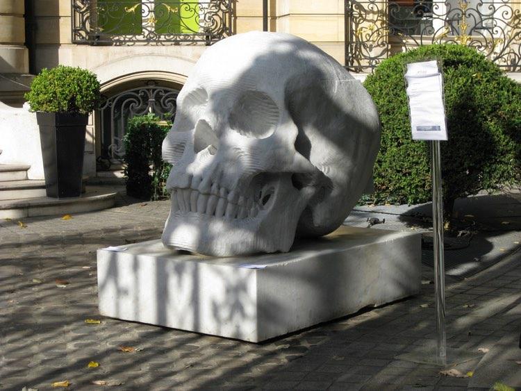 MP3 Skull: Same Skull, Different Head!
