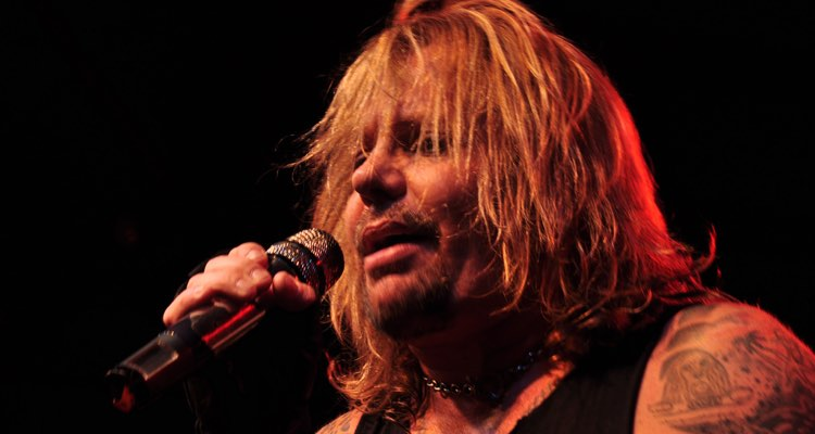 Vince Neil: I Was Uninvited from the Trump Inauguration!