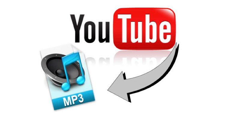 YouTube to MP3 logo, YouTube MP3