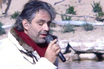 Andrea Bocelli, Primed to Play Donald Trump Inauguration